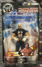 WWE Jakks Wrestling Figure Ruthless Aggression Series 8 Bill Goldberg WWF WCW
