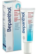 Bepanthol Intensive Moisturising & Regenerating Face & Eye Cream 50ml By Bayer