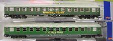 Roco 74107 H0 Set Personenwagen HUMMEL Reise + SCHARNOW-REISEN DB Ep.4 NEU/OVP