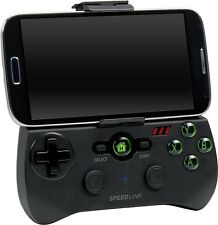 SPEEDLINK muónica Mobile gamepad-Bluetooth, Black, iOS, iphone, android, htc
