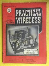 PRACTICAL WIRELESS - Magazine - April 1951 - The Modern Superhet Tuner