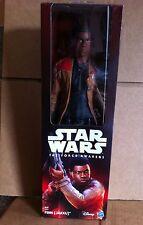 "Star Wars Force Awakens - 12"" Finn Figure - Combined Postage"