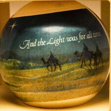 Hallmark - Behold the Star - Satin Ball 1979 - Keepsake Ornament