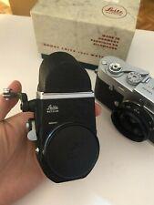 Leitz Leica Visoflex II OTYDO Very good condition Molto bello
