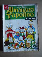 Almanacco Topolino - Albi d'oro n°10 1959  [G369] - discreto