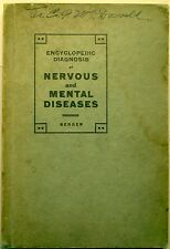 Berger, Henry - Encyclopedic Diagnosis of Nervous and Mental Diseases - 1928 - 3