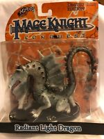 Vintage WizKids Conquest Mage Knight Radiant Light Dragon 2002