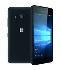 Microsoft Lumia 550 Black Schwarz RM-1127 LTE Windows 10 Smartphone Ohne Simlock