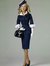 "TONNER DOLL "" SHELLY TONNER AIR STEWARDESS "" LE 150   FLIGHTS FANCY CONVENTION"