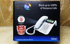 BT Decor 2600 Advanced Nuisance Call Blocker Corded Telephone