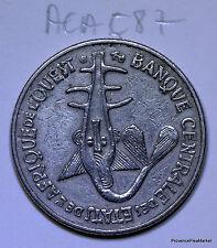ETATS DE L'AFRIQUE DE L'OUEST  50 francs  1975 aca587