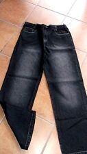 Jeans Hose Jungen  schwarz  Gr. 982