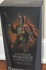 "Sideshow Star Wars 1/6 Scale ""Boba Fett"", Empire Strikes Back - Bespin, NIB"