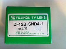 DF12B-SND4-1 FUJINON TV LENS