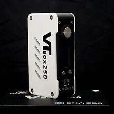 Original VapeCige VT Box 250 TC MOD with DNA Chip 250 - [WHITE] ...