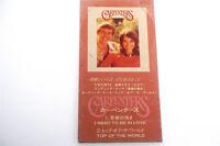 "CARPENTERS PODM-1060 3""CD JAPAN A151"