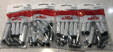 "4 Packs Of 5 each ELFA DryWall Anchors 471890 Denmark NEW 3/8-1"""