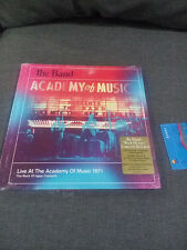 The Band Live At The Academy Of Music 1971 4 CD/DVD LARGE BOX SEALED