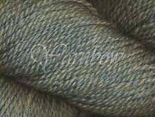 Mirasol ::Sulka Legato #07:: merino alpaca silk yarn Sage Heather
