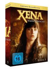 6 DVDs * XENA - STAFFEL 5 (LIMITED EDITION) # NEU OVP %
