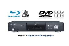 Oppo BDP-83 SACD upscaling Region Free ABC DVD 1-6 & Blu-Ray Player DVD-A