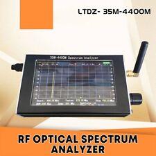 OTTICO USB 35-4400M RF Analizzatore di Spettro con modulo di tracciamento di origine con Custodia