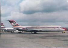 (vvp) Airplane Postcard: Martinair, DC9