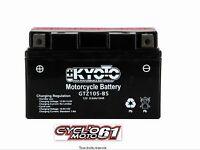 Batterie moto kyoto YTZ10S-BS Yamaha XP 500 T-MAX 2008 2009 2010 2011