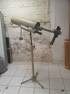 Uraltes großes antikes Teleskop !! Dachbdodenfund !!