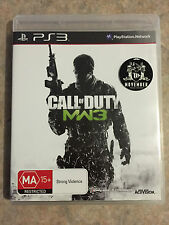 Call of duty MW3 playstation 3 ps3 game