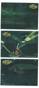 Star Trek The Complete Animated Adventures Case Topper Motion Set 500 made E1-E3