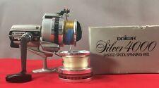 Daiwa Silver Series 4000C Skirted Spool Saltwater Spinning Fishing Reel