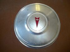 Pontiac Wheel Cover Hubcap Center Hub Cap POVERTY DOG DISH OEM USED 80'S 10 3/4""