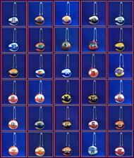 Ncaa Mini Basketball Ceiling Light Lamp Fan Pull - You Pick One!