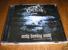 "ANCIENT ""Eerily Howling Winds"" CD gorgoroth kampfar"