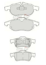 Saab 9-3 Front & Rear Brake Pads Most Models 2002-2004 NEXT DAY DELIVERY