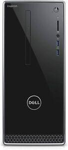 Dell Inspiron 3668 Desktop 3.0GHz Core i5-7400 12GB 1TB HDD I3668-5113BLK-PUS