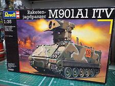 Revell 03087 - Raketenjagdpanzer M901A1 ITV scale kit 1/35