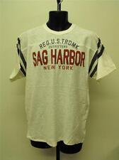 Nuevo- Sag Harbor Nueva York Large Hombres LARGA Camisa por J. America 63SA