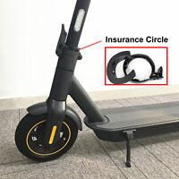 Für     Ninebot MAX G30 Elektroroller Insurance Kreis Schutz Ring Ersatzteile