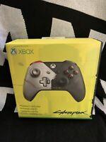 Microsoft WL300141 Cyberpunk 2077 Xbox Controller Sealed In Box Immediate Ship