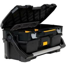 DEWALT Tool Storage Tote Organizer Removable Power Tool Case 24 In. Portable