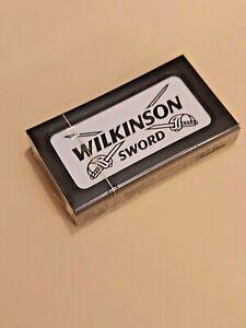 100 Wilkinson Sword Classic Double Edge DE Safety Razor Blades Cheap?