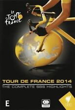 Tour De France 2014 - The Complete Highlights (DVD, 2014, 3-Disc Set)
