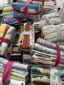 PT designer Fabric lucky dip Fat Quarter Bundles . Only £4.99Each.