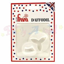 FMM Sugarcraft - Daffodil Cutter Set of 2 - cake decoration flower making