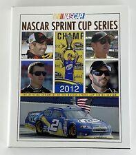 2012 Nascar Sprint Cup Series Chronicle Yearbook Brad Keselowski Champion