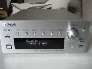 TEAC T-H300DAB MKIII 3 STEREO DAB / AM-FM RADIO TUNER HIFI CHROME CRISP SOUNDS