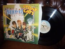 """Maxi 12"""", Stray Cats, She's Sexy + 17, German Arista 800958 213 45 RPM EP"""