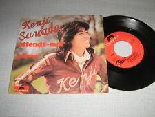 KENJI SAWADA 45 TOURS BELGIQUE ATTENDS-MOI (2)